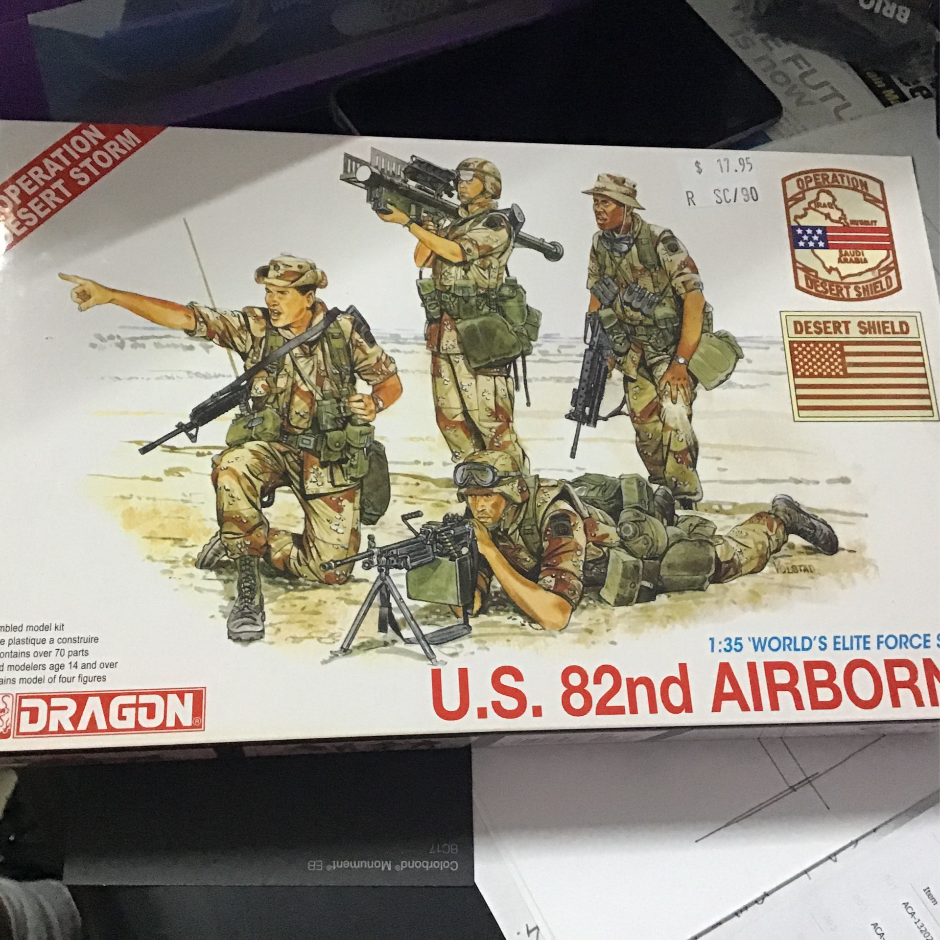 Airborne Dragon 3006  17 95 – BBs Hobbies Toys & Collectibles